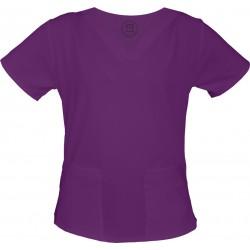 DUSZONA ŚLIWKA bluza medyczna -Bluza medyczna kolorowa, najwiekszy wybór kolorów, ponad 16 mln koloró. Stwórz własny kolor i mie