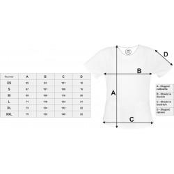 DINOZAURY bluza medyczna -Kolorowa bluza medyczna we wzorki delfinki SALUS-MED