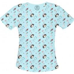 PIELĘGNIARKA bluza medyczna - 1
